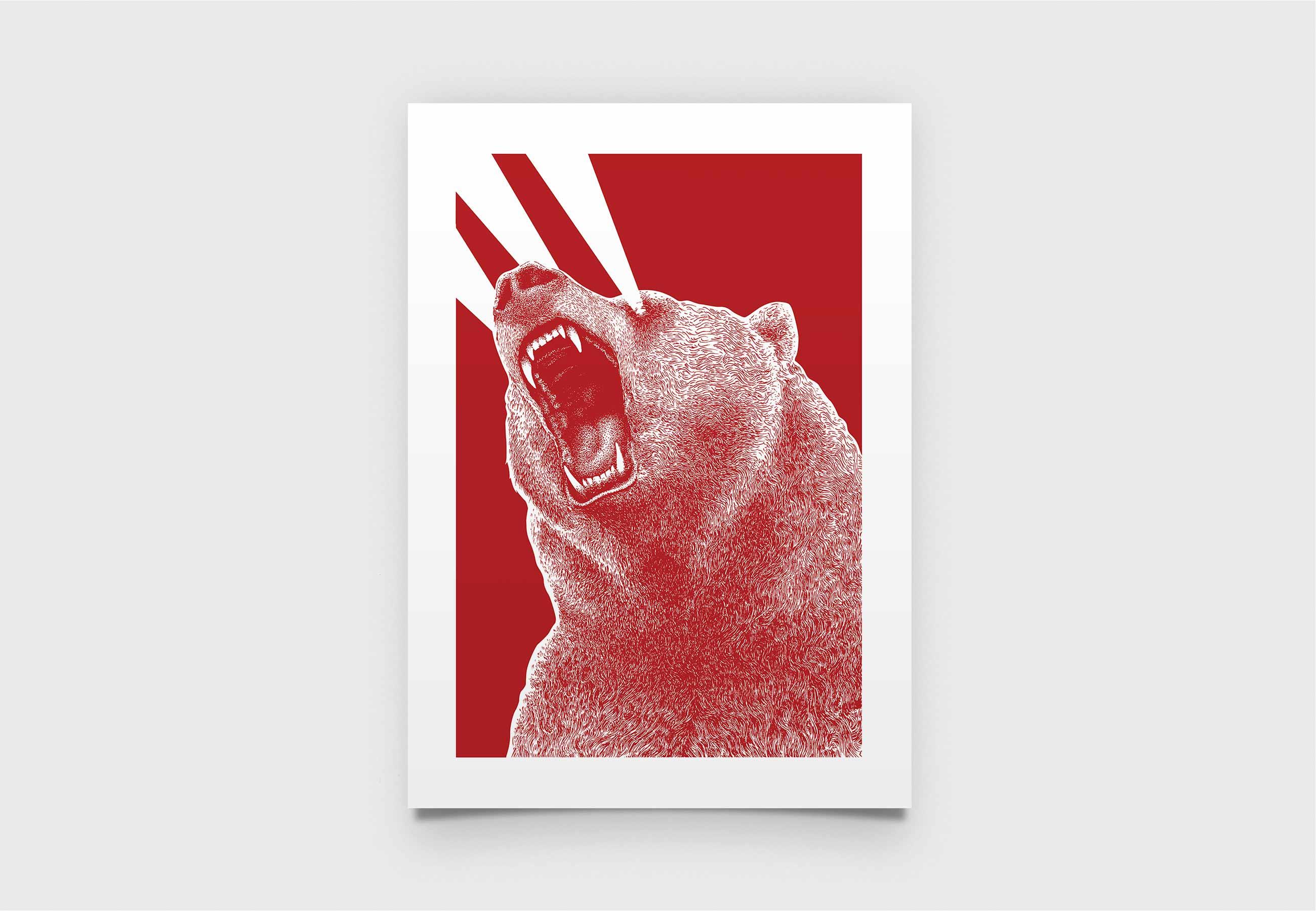 3rd_eye_creatures_bear_parallele_graphique